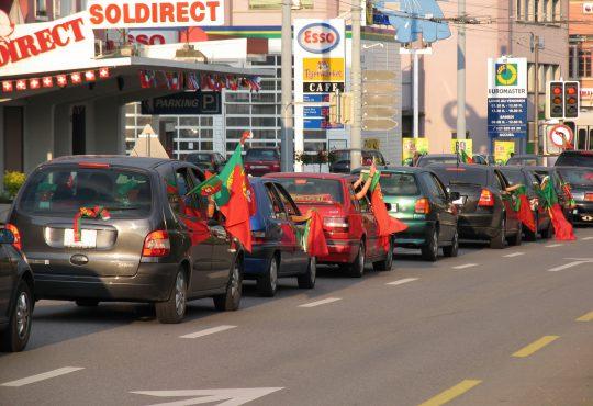 Mondial 2018 : dispositions prévues concernant les cortèges et manifestations festives en rue